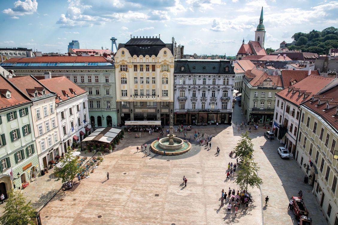 Uhapšeni osumnjičeni za ubistva srpskog državljanina u Bratislavi