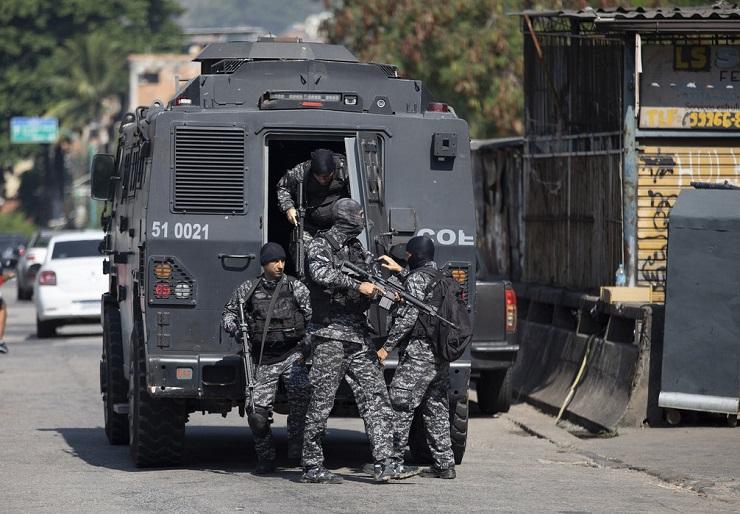 Brazil: U pucnjavi ubijeno 20 ljudi, među njima i policajac