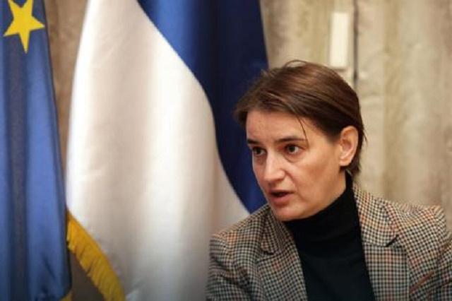 Brnabić: Očekujem reakciju nadležnih institucija na Noga
