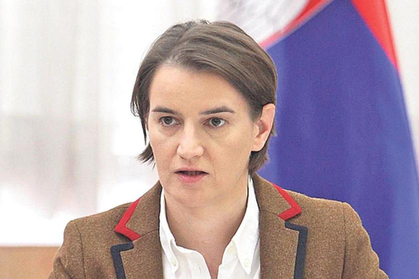 Brnabić: Kosovo je danas otvoreno pitanje i za zapadne sile