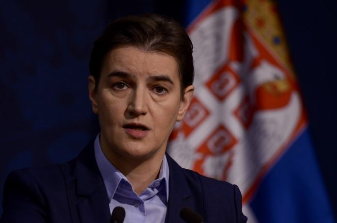 Brnabić: Molim da se zaštiti porodica predsednika Vučića