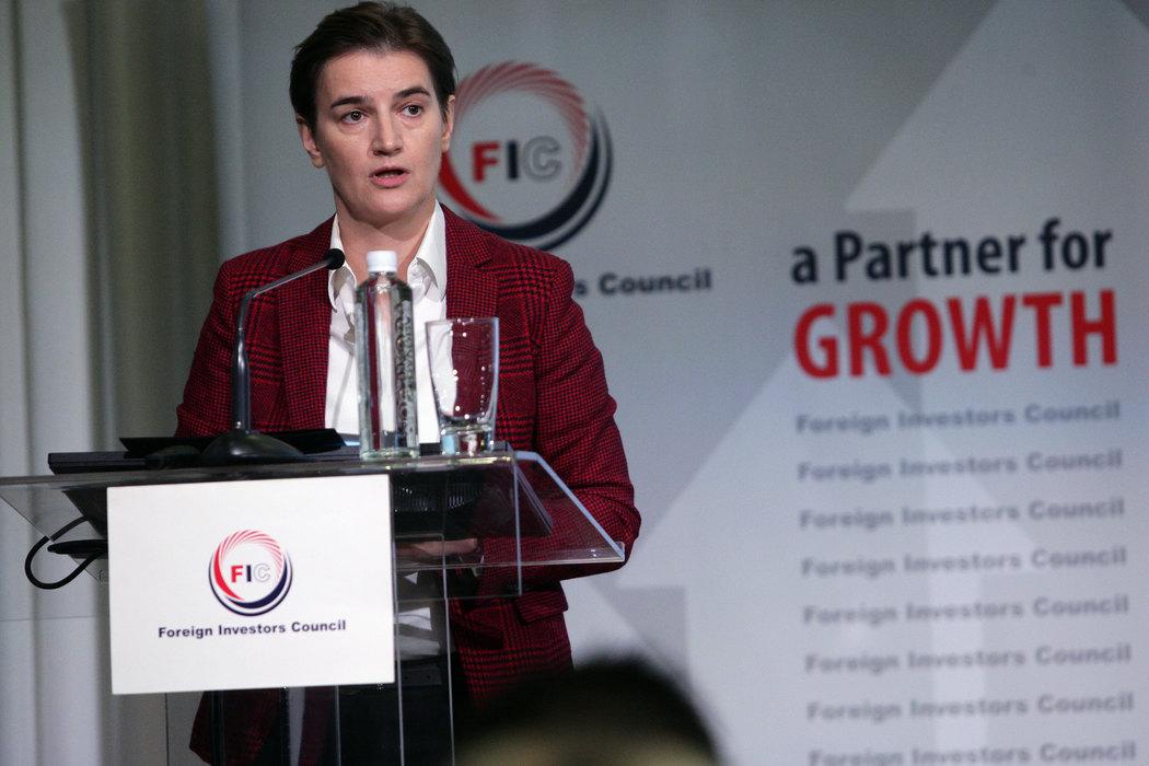 Srbija za devet meseci privukla 2,4 milijarde stranih investicija