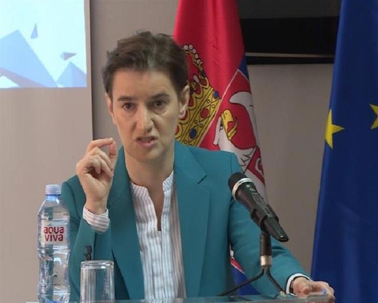 Brnabić: Srbija neće izvoziti litijum kao sirovinu