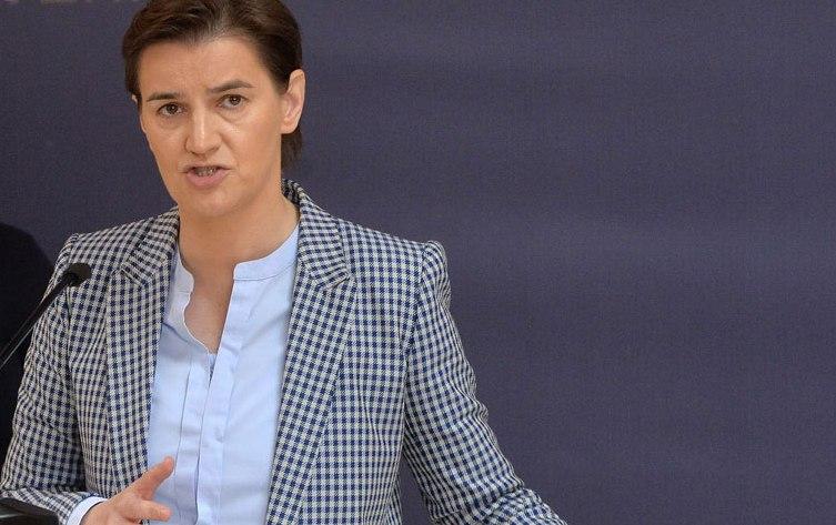 Brnabić: Ministar Popović da sprovodi politiku Vlade ili da je napusti