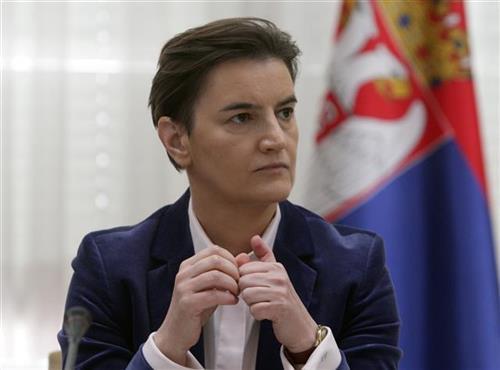 Brnabić: U vezi Crne Gore važna regionalna saradnja i položaj Srba