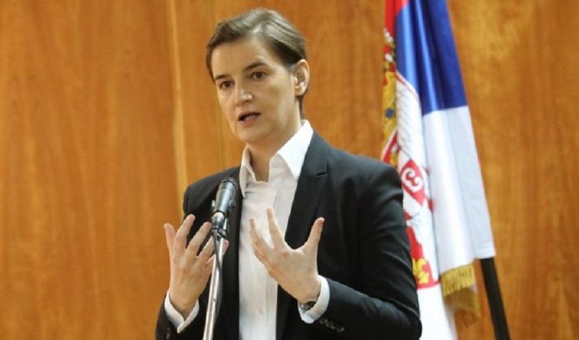 Brnabić: Srbija ne dovodi u pitanje Dejtonski sporazum
