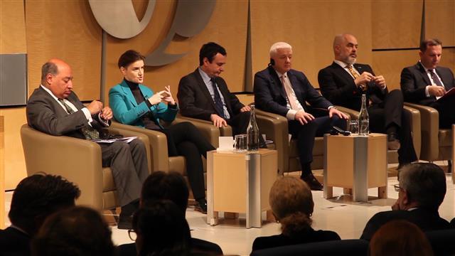 Brnabić na skupu EBRD: Region Zapadnog Balkana ima ogroman potencijal