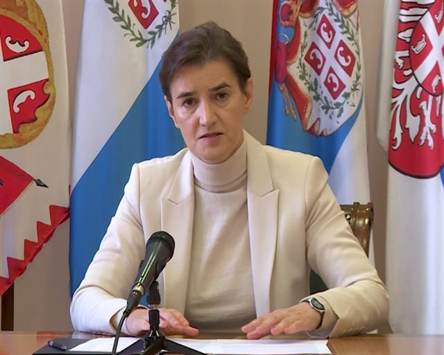 Brnabić: Ubrzati proces integracije Srbije u EU, podrška susedima