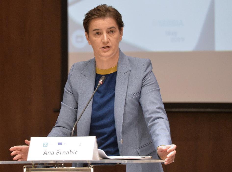 Brnabić: Važna saradnja Srbije i SZO