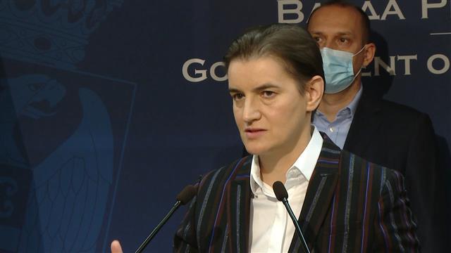 Brnabić: Srbija se i ekonomski i zdravstveno najbolje bori