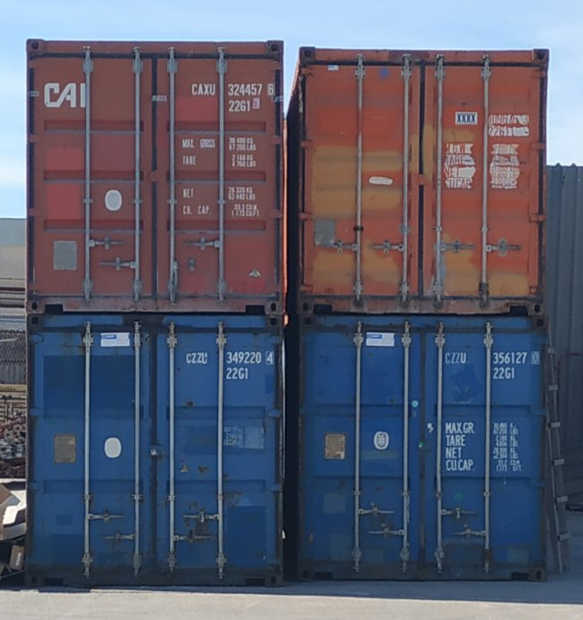 Paragvaj: Pronađeno pet tela u kontejneru iz Srbije