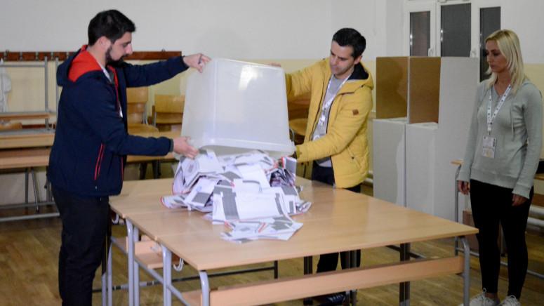 KiM: Na 494 biračka mesta ponovo se broje glasovi