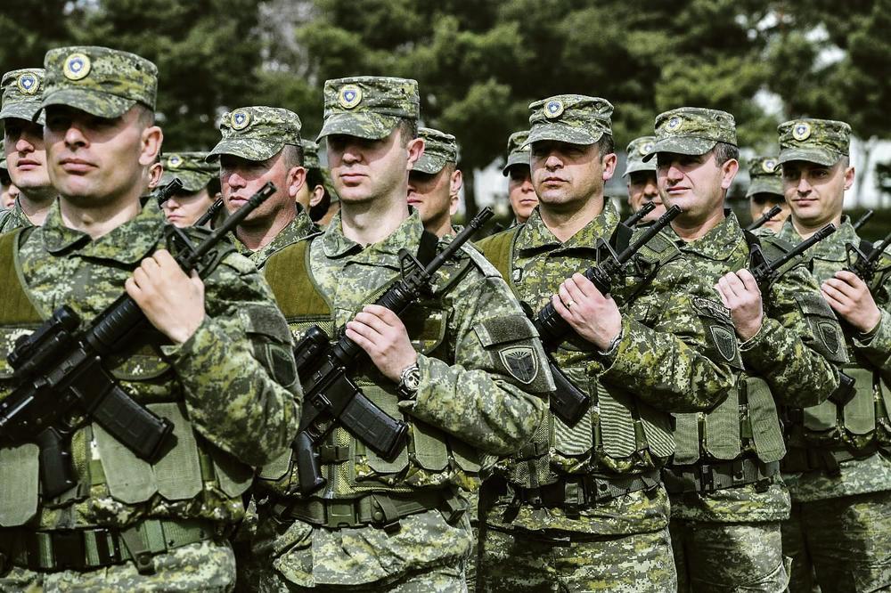 Gazeta Ekspres: KBS na sever KiM samo uz saglasnost komandanta Kfora
