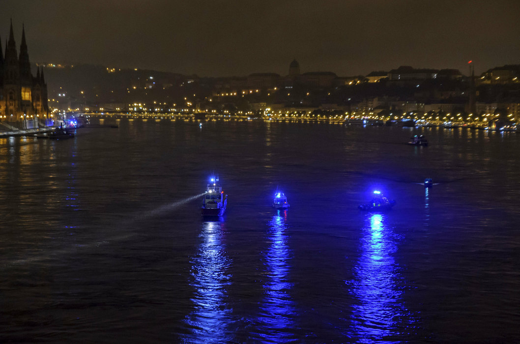 Budimpešta: Kapetan kruzera uhapšen posle ispitivanja
