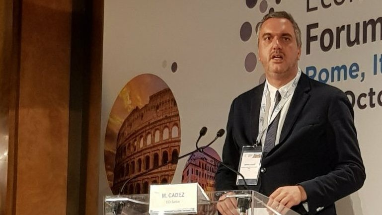 Čadežu treći mandat u Bordu direktora Evrokomore