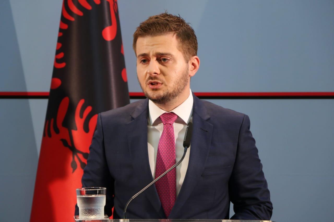 Cakaj: Albanija u