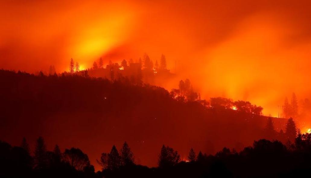Požar se širi Kalifornijom, naređena evakuacija