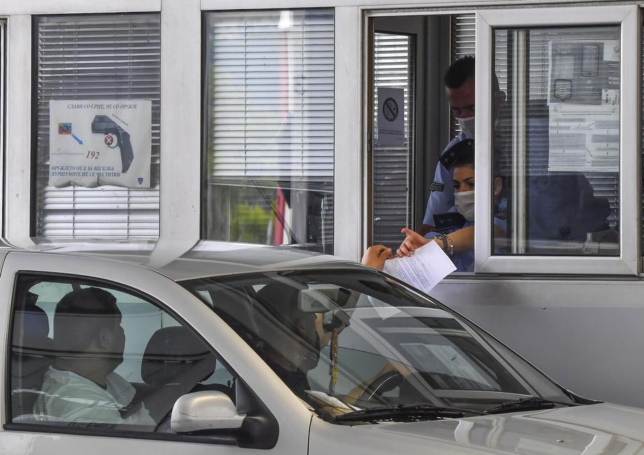 Građanima KiM potreban negativan PCR test i za tranzit kroz Severnu Makedoniju