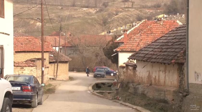 Srušena kuća Srbinu iz Cernice