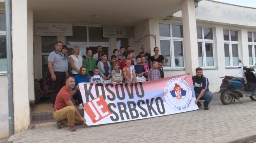 Humanitarci iz Češće pomažu učenicima Kosovskog Pomoravlja