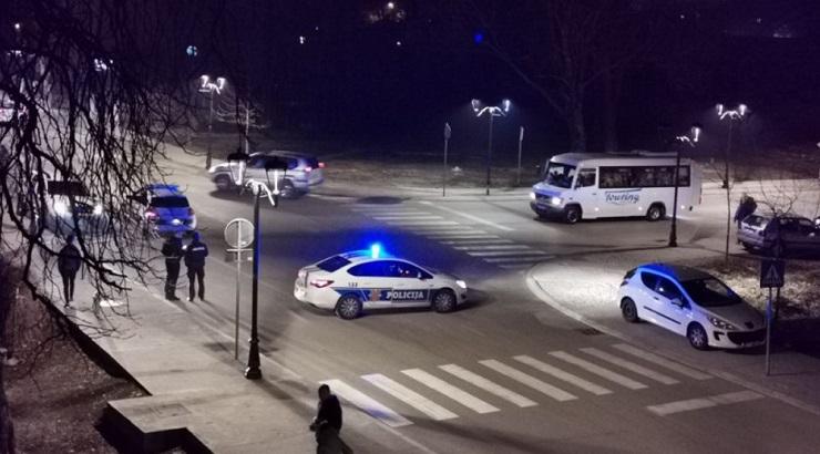 Pucnjava na Cetinju, ubijen muškarac