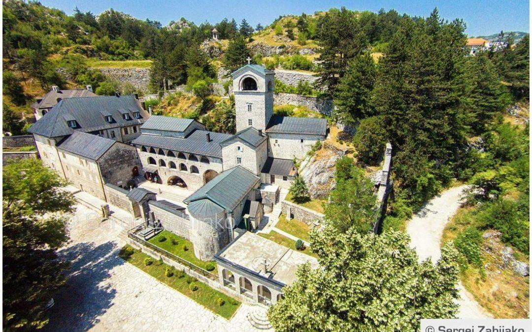Cetinjski manastir upisan kao svojina Mitropolije crnogorsko-primorske
