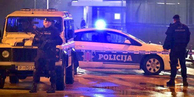 Crnogorska policija identifikovala uhapšene Albance osumnjičene za ubistvo policijaca