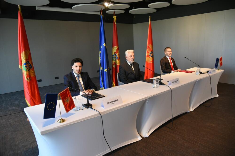 Sporazum o novoj vladi Crne Gore: Bez promene simbola; Osnovni princip  borba protiv korupcije i organizovanog kriminala