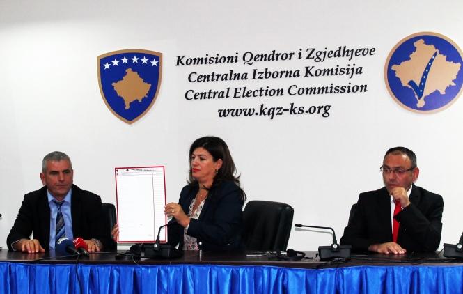 CIK: Izlaznost u Kosovskoj Mitrovici do 19 časova 38,74 odsto