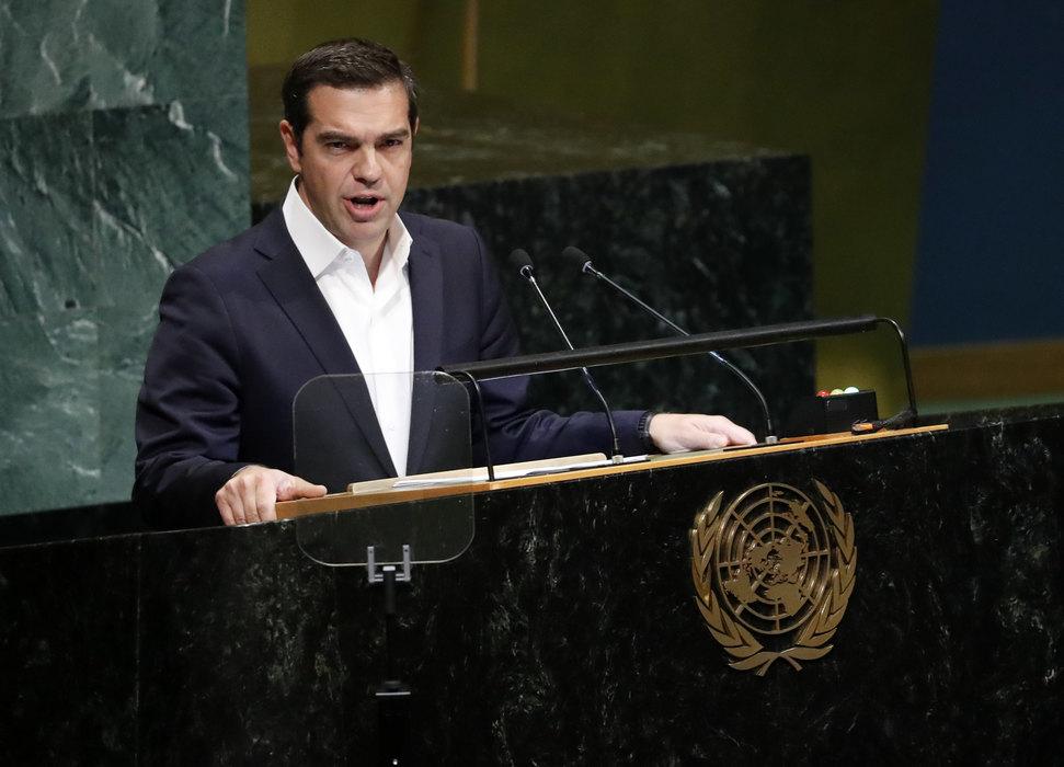 Grčki parlament izglasao je večeras poverenje vladi premijera Aleksisa Ciprasa.