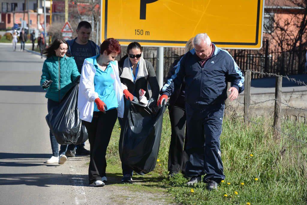 U Leposaviću sutra akcija za čistu, lepšu i zdravu životnu sredinu