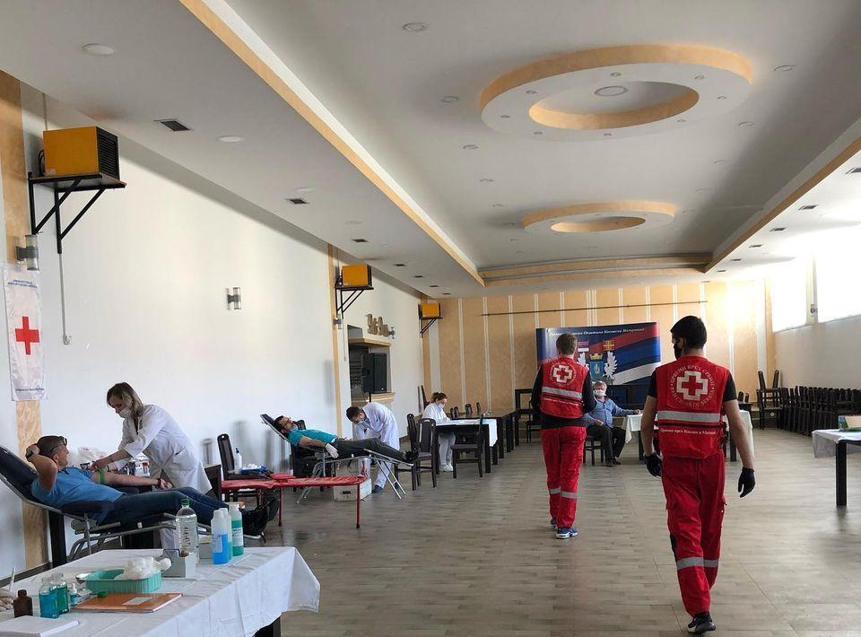 Kosovska Mitrovica: Crveni krst organizuje akciju dobrovoljnog davanja krvi