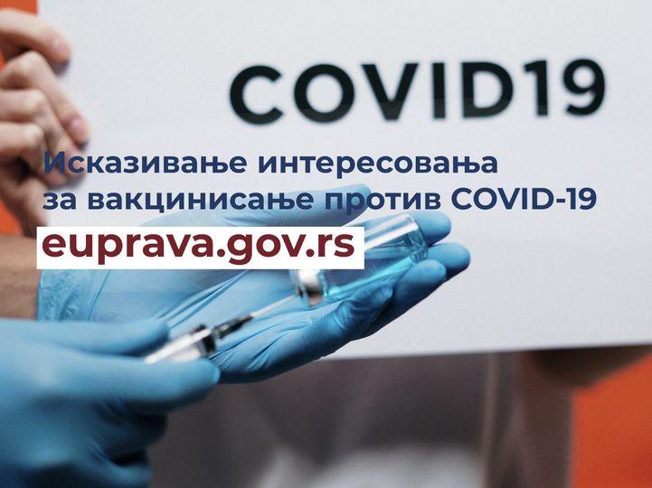 Vakcinacijom protiv epidemije