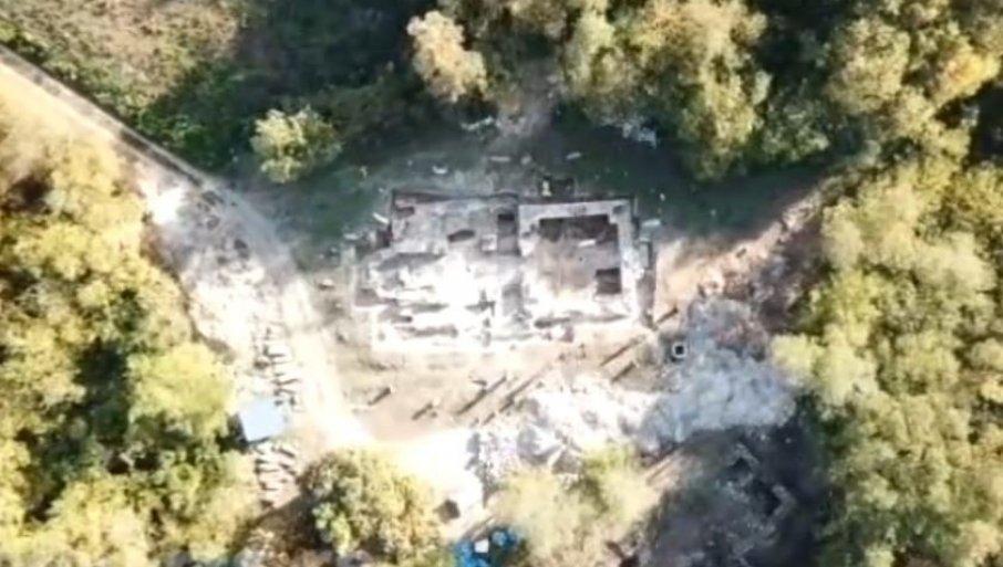 Srednjovekovna crkva veća od Gračanice pronađena u Šumadiji