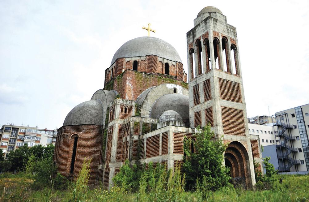 Srpske hramove na Kosovu i Metohiji pretvaraju u katoličke crkve i(li) albanske muzeje? (video)