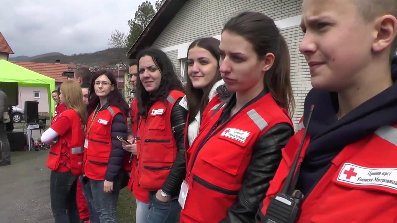 "Crveni krst Kosovska Mitrovica sutra obeležava ""Evropski dan borbe protiv trgovine ljudima"""