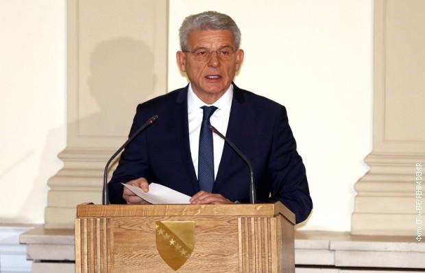 Džaferović pozvao na sastanak ambasadora Srbije zbog presude za ratne zločine