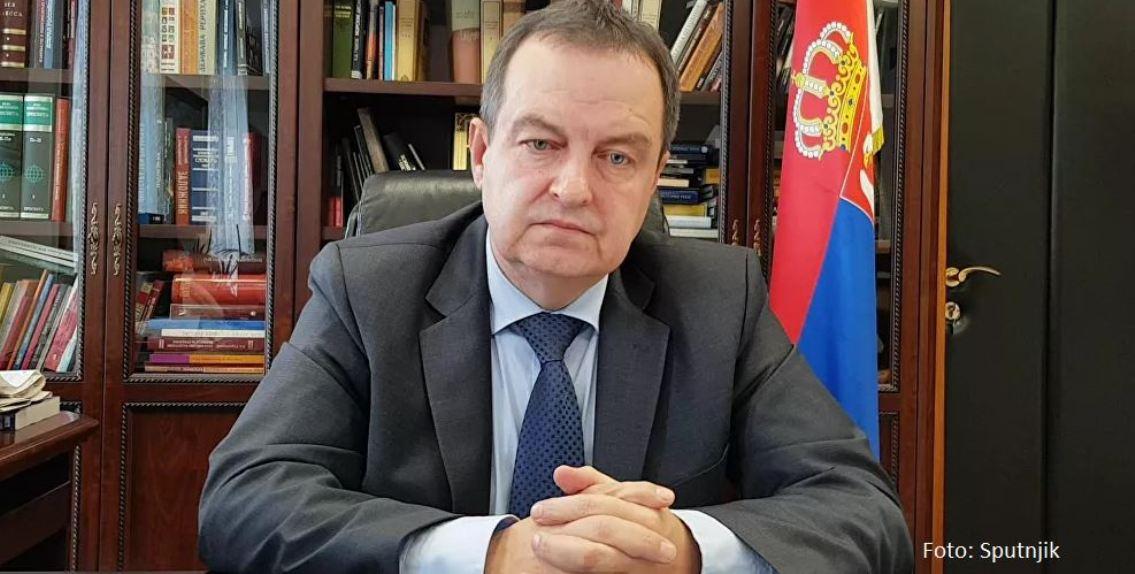 Dačić: Rusija i Kina će morati da se uključe u dijalog