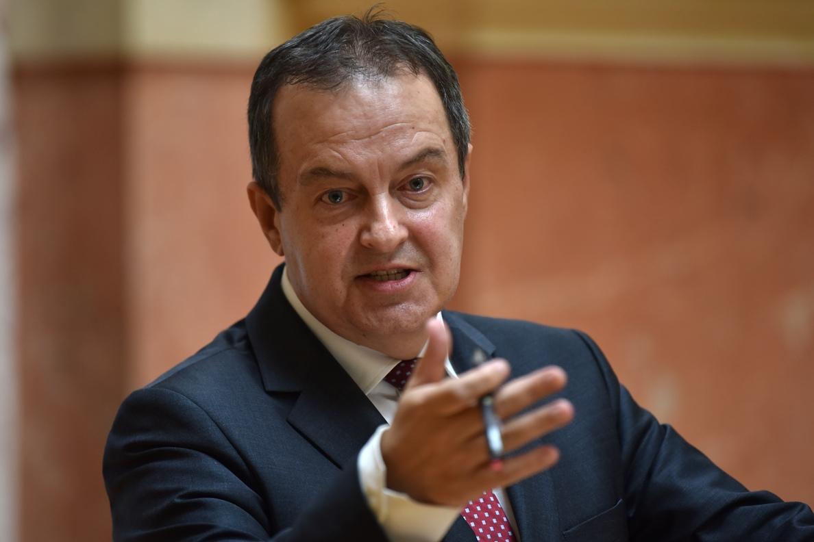 Dačić: Srbija neće dozvoliti etničko čišćenje Srba na KiM
