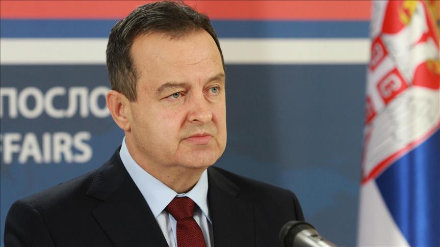 Dačić: Niko ne kritikuje Vljoru Čitaku zbog izjave da su Srbi kolonizatori