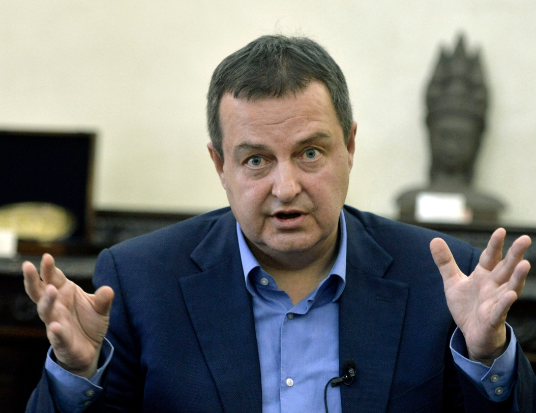 Dačić: Zar neko stvarno misli da će zauzeti Ostrog