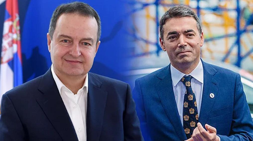 Dačić i Dimitrov: Zajedničkim naporima protiv širenja virusa
