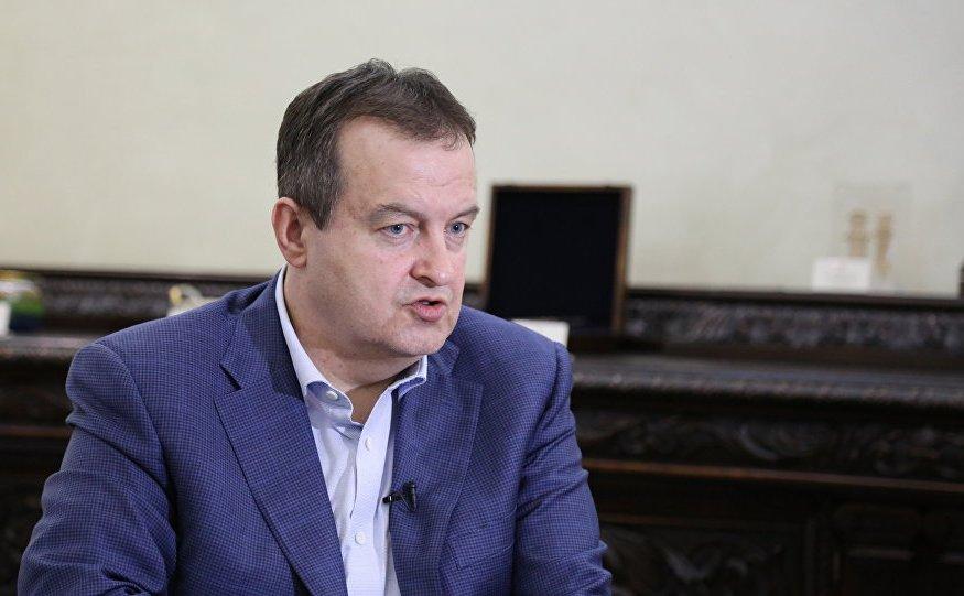 Dačić: Odlazak Haradinaja u Hag pretvoren u političku farsu