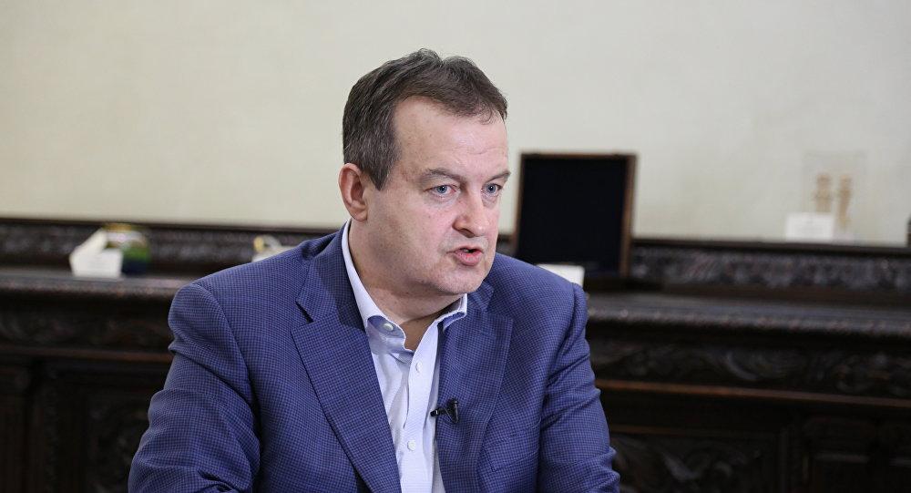 Dačić: Tramp zainteresovan za rešavanje pitanja Kosova