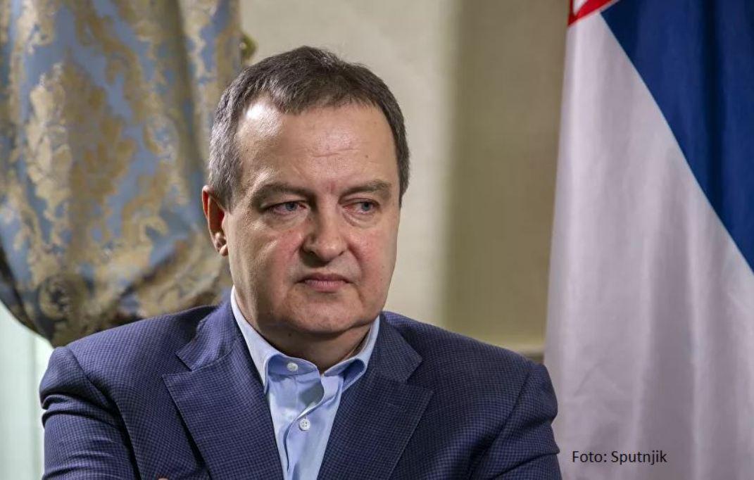 Dačić: Dijalog sa strankama bez EP 28.aprila, pozvan i Vučić