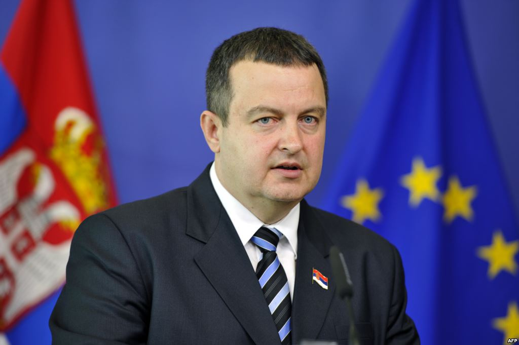 Dačić: Otkazivanje Pariza poraz,ali najmanje Srbije