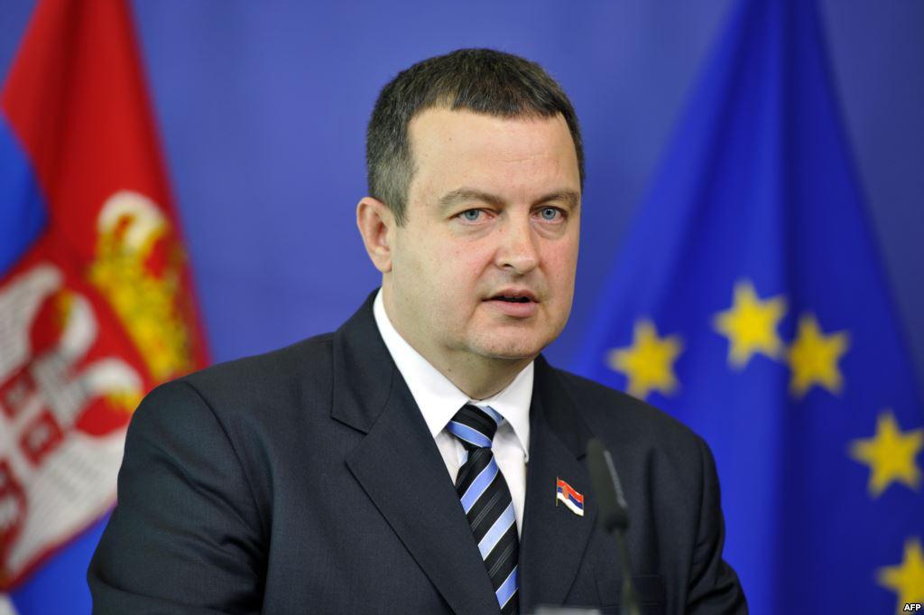 Dačić pozdravio odluku CG da otvori granicu prema Srbiji
