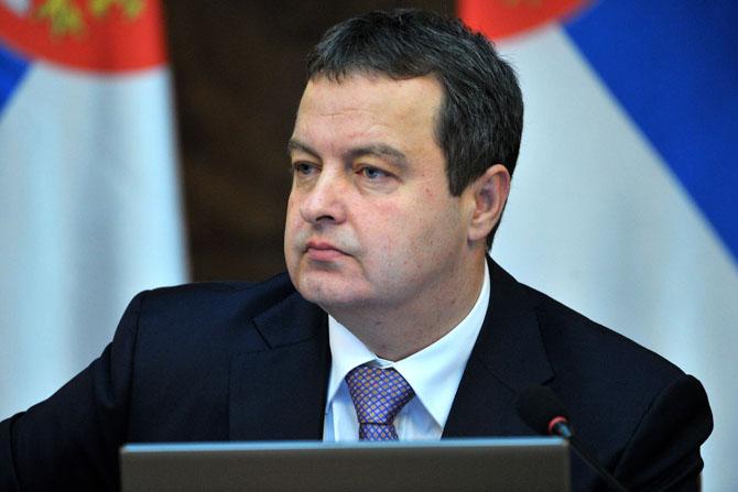 Dačić dobio poziv za Antalijski diplomatski forum