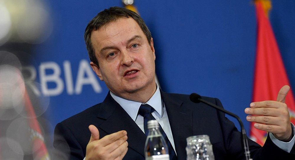 Dačić: Nema razloga da SAD uvedu sankcije Srbiji