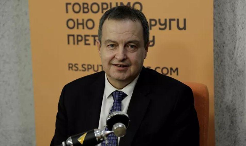 Dačić: Primio bih vakcinu koja ispunjava dva uslova